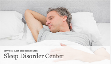 Alliancehealth Deaconess Sleep Disorder Center