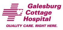 Galesburg Cottage Hospital