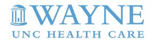 Wayne UNC Health Care