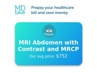 MRI Abdomen with Contrast and MRCP