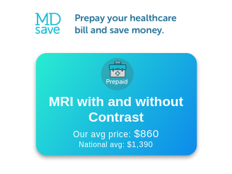MRI with & without Contrast