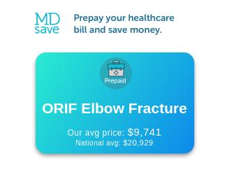 ORIF Elbow Fracture